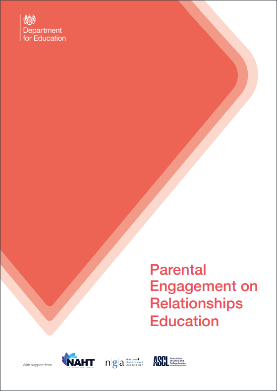 Relationship education parents