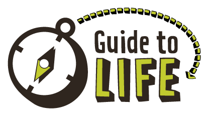 Guide to life logo