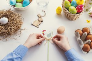 teacher easter wellbeing resource- PSHE